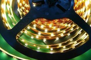 Подсветка из светодиодной ленты