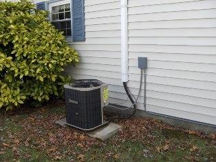 Тепловой насос в загородном доме