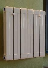 Биметаллические панельные отопительные радиаторы