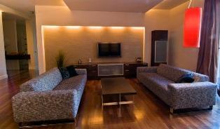 Скрытый свет в квартире