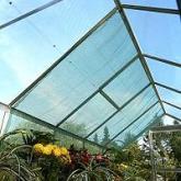 Система воздушного отопления оранжереи