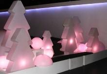Светодиодные светильники для декора дома и дачи