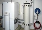 Организация отопления при помощи тепловых насосов