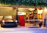 Электрическое освещение гаража