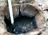Строительство выгребной ямы в коттедже