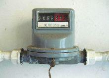 Бытовые счетчики потребления природного газа