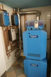 Котлы для водяного отопления зданий