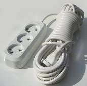 Как выбрать бытовой электрический удлинитель
