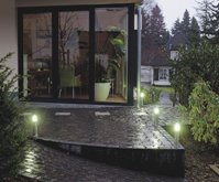 освещение дома
