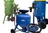 Применение пескоструйного оборудования