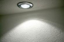 Встраиваемые фиксированные светильники