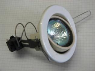 Встраиваемый повортный светильник