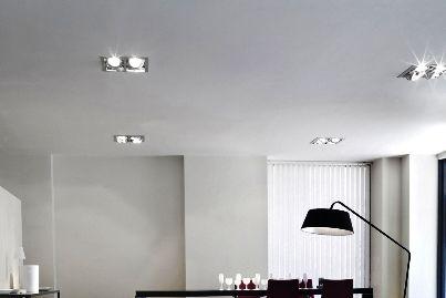 Потолочные светильники направленного света в интреьере