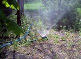 Как выбрать дождеватель для системы полива