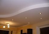 Ремонт потолка. От простого потолка к сложному