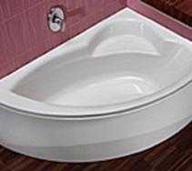 Особенности угловых ванн
