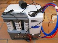 Очистка воды с помощью ультрафиолета