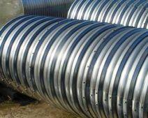 гофрированная гибкая труба, выполненная из нержавеющей стали