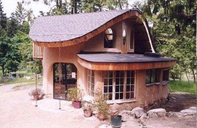 Дом из глины