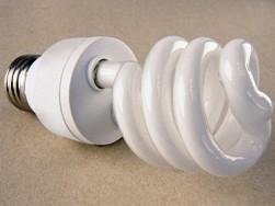 Компактные люминесцентные лампы: химическое оружие в вашем доме