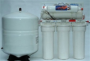 Фильтр воды на эффекте обратного осмоса и его схема подключения