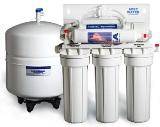 Очистители воды на эффекте обратного осмоса: практические реалии
