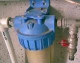Чем хороши или плохи магистральные фильтры для очистки воды?