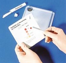 Тест-системы обнаружения пылевых клещей