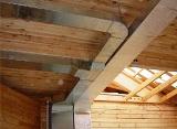 Практика использования воздушного отопления дома