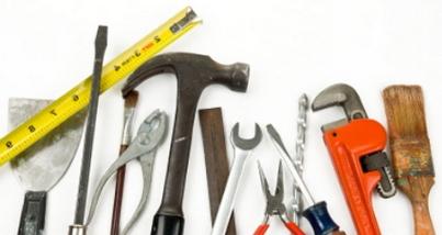 Набор инструмента слесаря-сантехника