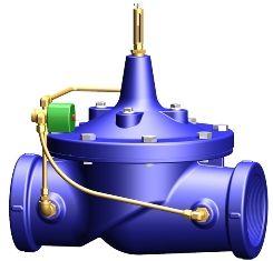 Современный электромагнитный клапан