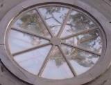 Маленькие округлые окна