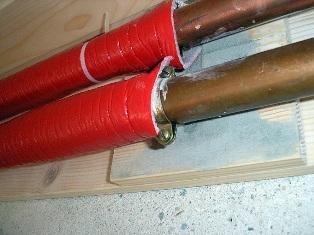 Звукоизоляция водопроводных труб