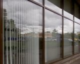 Алюминиевые витражи окна