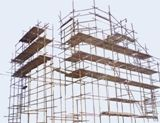 Виды и конструкционные особенности строительных лесов