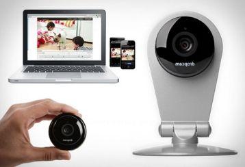 IP камера Wi-Fi системы видеонаблюдения дома