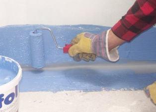 Обмазочные материалы для гидроизоляции