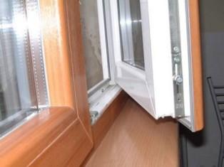 Меняем уплотнители в пластиковых окнах