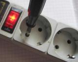 Как найти провода, отвечающие за ноль и фазу