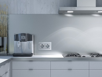 Электрооборудование на кухне