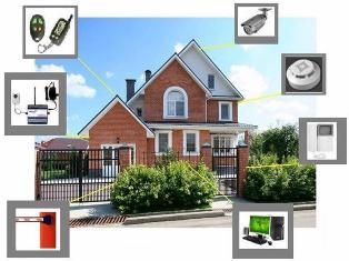 безопасность системы умный дом