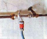 Как самостоятельно врезать отвод в водопроводную трубу