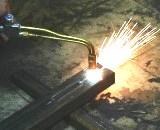 Кислородная резка металла
