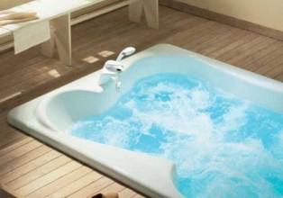 ванны гидромассажного типа