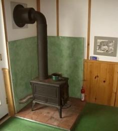 дымоход буржуйки традиционной конструкции