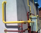 Этапы подведения газа в загородный дом