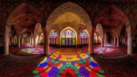 восточные мозаики
