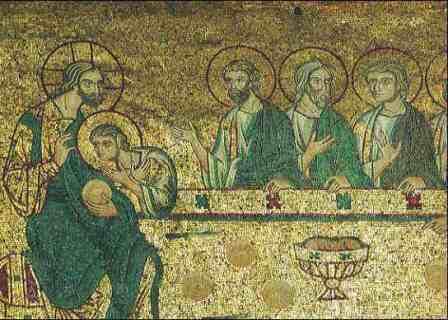 мозаика в Венеции