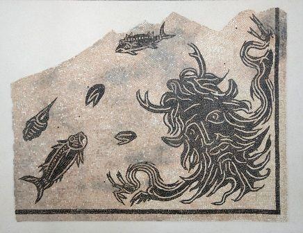 Древнеримская мозаика