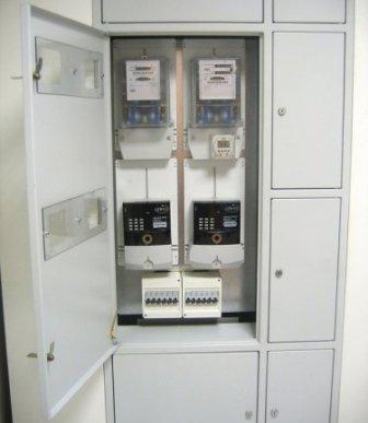 Электросчетчики в электрощите
